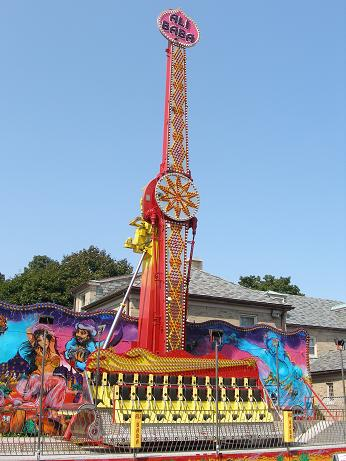 Stewart Amusement The Rides